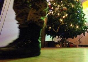 В США пьяный четырехлетний мальчик украл у соседей подарки