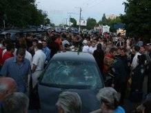 В Житомире уволен сотрудник ГАИ, совершивший наезд на двух пешеходов