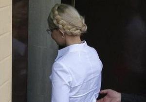 Британия обеспокоена арестом Тимошенко