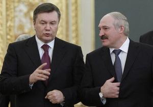 Янукович пригласил глав стран СНГ на Евро-2012, а Путина и Лукашенко еще и в Чернобыль