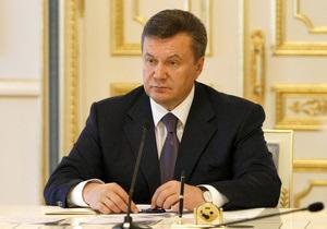 Янукович одобрил создание ведомства, которое будет регулировать рынок коммунальных услуг