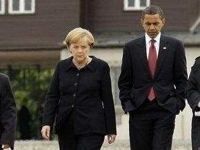 Меркель и Обама обсудят в Вашингтоне ряд проблемных вопросов