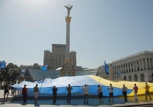 Численность населения Украины продолжает сокращаться