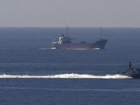 Израиль перехватил судно с гумпомощью для Газы