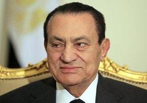 Мубарак остается президентом Египта - адвокат