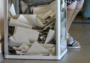 Прокуратура опровергает информацию о возбуждении дела по факту фальсификации бюллетеней в Ивано-Франковске