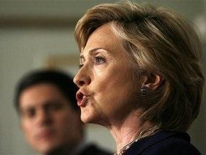 Клинтон: Мир не будет бесконечно ждать от Ирана выполнения обязательств