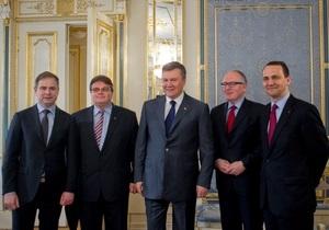Европейские министры: В ЕС нет единства по поводу подписания с Украиной Соглашения об ассоциации