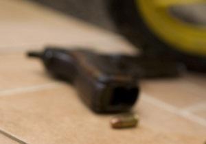 У главы Донецкого медиапрофсоюза изъяли пистолет