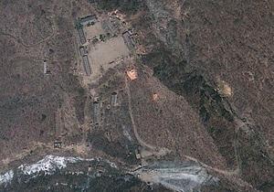 Спутник США зафиксировал новую активность на ядерном полигоне КНДР