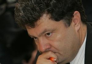 Янукович нашел замену Порошенко на посту главы МИДа (обновлено)