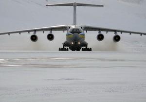 Самолет Минобороны прибыл в Ливию для эвакуации граждан Украины