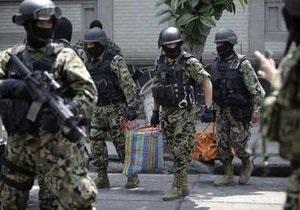Полиция США арестовала свыше 2 тыс. человек по делу о наркокартелях