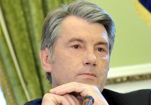Ющенко: ЕС ошибается, если думает, что Тимошенко не за что отвечать
