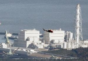 Реакторы Фукусимы-1 могут накрыть тканью