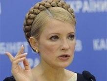 Тимошенко не поняла колебаний Балоги