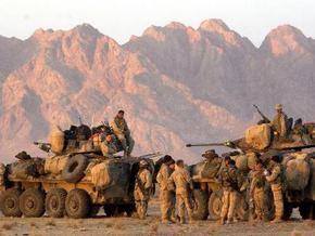 В Афганистане погибли двое американских и один британский военный