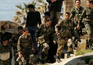 Перебежчики из сирийской армии сформировали оппозиционный военный орган