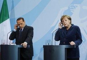 Германия и Италия поддерживают возобновление санкций против Беларуси