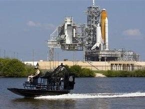 Испытания топливного бака шаттла Endeavour прошли успешно: протечек водорода не выявлено