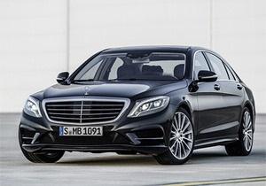 Mercedes-Benz S-Class. Официальное фото
