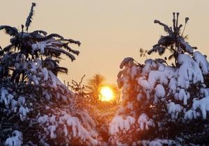 Прогноз погоды на вторник, 25 января