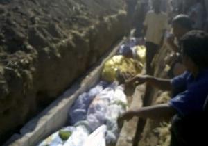 Дамаск отрицает использование тяжелых вооружений против мирных жителей в Тремсех