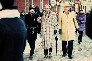 Рига предлагает на новогодние праздники окунуться в мир Шерлока Холмса
