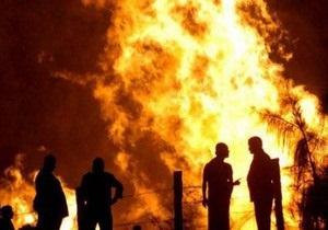 В Египте произошел взрыв на газопроводе