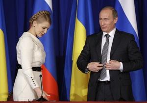 Азаров: Ни я, ни Путин не знаем причин подписания Тимошенко невыгодного газового договора