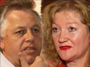 Лидер КПУ Симоненко разводится с женой