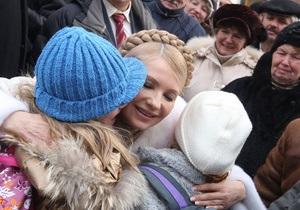 Тимошенко: Стране нужна новая элита