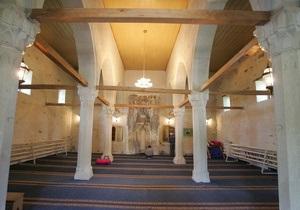 В крымской мечети обнаружили труп мужчины