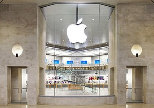 Новости Франции - Новости Парижа - Новости Apple -  В Париже неизвестные ограбили магазин Apple