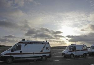 В Киеве шесть человек отравились угарным газом, трое погибли