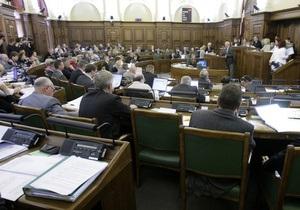 В латвийском парламентском кафе запретили продажу алкоголя