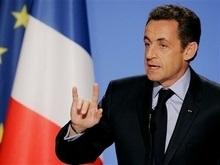 Рейтинг французского президента падает