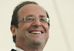 Окончательные итоги первого тура: Саркози отстает от Олланда на 500 тысяч голосов