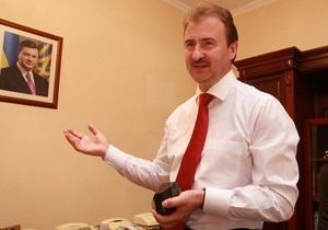 Александр Попов, руководитель Киевской городской госадминистрации ответил на вопросы читателей сайта Корреспондент.net