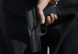 В киевском ресторане посетитель устроил стрельбу