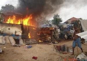 Отчет ООН о войне на Шри-Ланке: тамилы использовали живые щиты, войска убивали гражданских