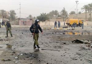 Число жертв взрывов в Ираке достигло 38 человек