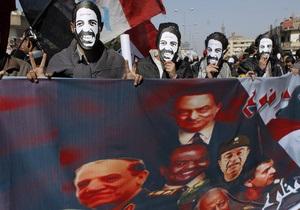 В Египте отмечают годовщину свержения режима Мубарака