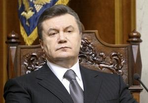 Янукович призвал не допустить роста цен на горючее в период весенне-полевых работ