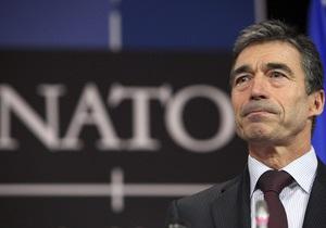 Расмуссен: Раскола Ливии допустить нельзя