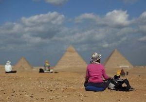 Египетские пирамиды 11.11.11 решили закрыть