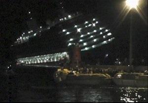 Капитан затонувшего в Италии лайнера ошибся при принятии решений - судовладелец