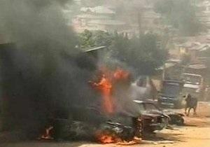 Число жертв межрелигиозных столкновений в Нигерии продолжает расти: около 290 погибших