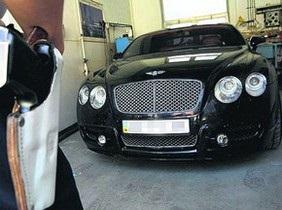 Министр Злочевский: К угнанному Bentley Самуэлю Это`О я не имею ни малейшего отношения