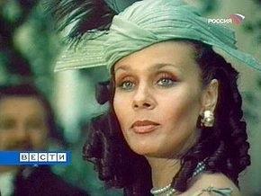 Вандалы осквернили могилу актрисы Любови Полищук